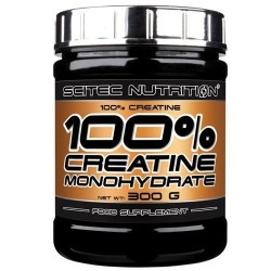 Scitec Nutrition 100% Creatine Monohydrate (300 гр.)